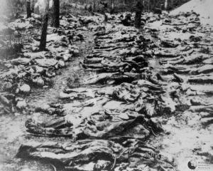 Katyn massacre, 1940, exhumation, 1943